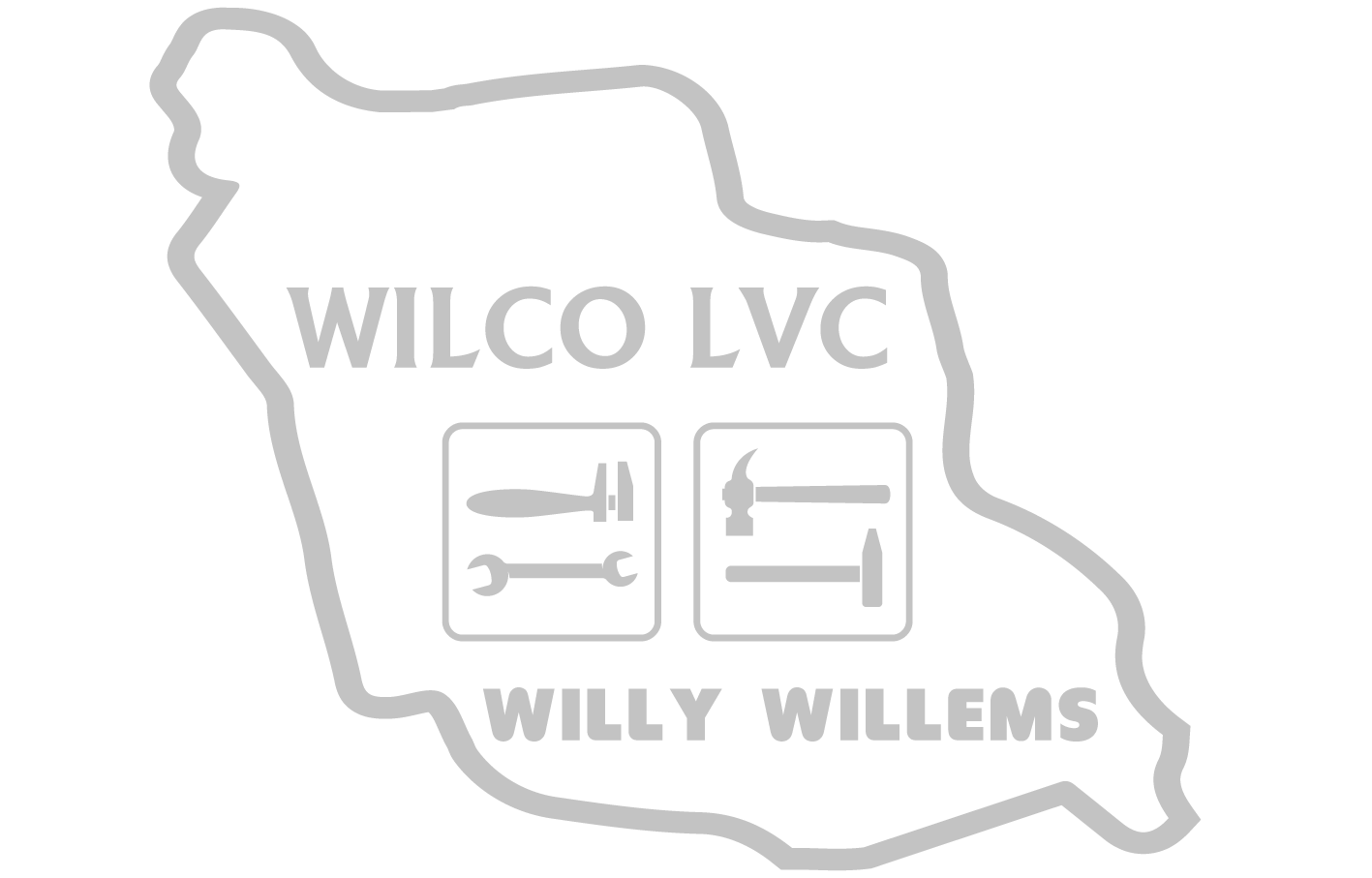Wilco LVC - Land Van Cuijk - Willy Willems - Logo